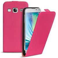 Flip Case Samsung Galaxy A5 A500 Hülle Pu Leder Klapphülle Handy Tasche Cover