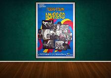 Original Movie Posters Amarcord 100x140 CM - Federico Fellini