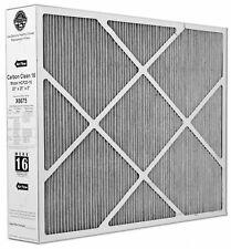 "Lennox X6675 Carbon Clean Filter 20"" x 25"" x 5"", MERV 16, HCF20-16"