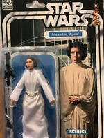 "Star Wars 6"" Action Figure 40th Anniversary - Leia 2016 Hasbro"
