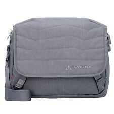 Vaude Recycled haPET II Messenger Umhängetasche 31cm Laptopfach (anthracite)
