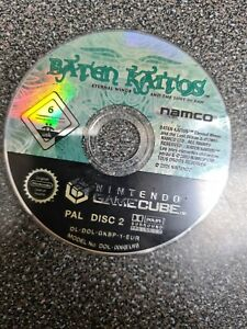 Baiten Kaitos Eternal Wings and Lost Ocean Disc 2 Only