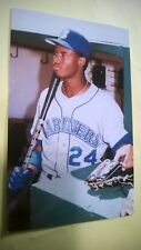 1991 Ken Griffey Jr Barry Colla Collection Photo VG 24 Seattle Mariners Outfield
