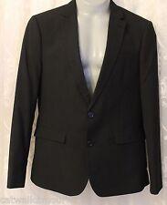 ASOS Single Breasted Flap Pockets Slim Suit Blazer Jacket  42 inc