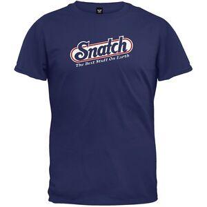 Snatch Adult Mens T-Shirt