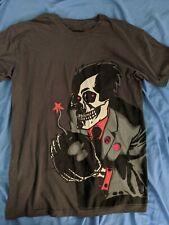 Atticus Brian Ewing shirt large blink 182 Mark Hoppus Travis Barker Tom DeLonge