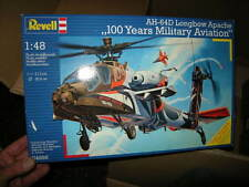 1:48 REVELL ah-64d Longbow Apache 100 years Military Aviation n. 04896 OVP