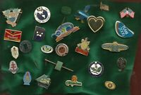 COLLECTION OF   PIN / BADGES CLOSING DOWN SALE  01