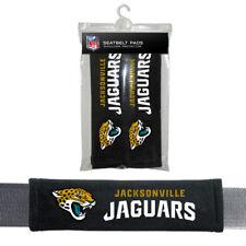 Jacksonville Jaguars Seatbelt Shoulder Protector Pads ( Set of Two )