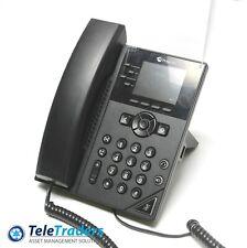USED POLYCOM VVX 250 2201-48820-001 VOIP BUSINESS TELEPHONES