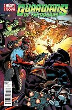 Guardians of the Galaxy # 17 Variant 1:15 Chen cover Rocket Raccoon (2014)