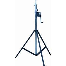 QUIKLOK SLS15 Supporto / Stativo / Stand in acciaio con argano / tralicci / amer