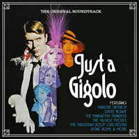 OST-JUST A GIGOLO ORIGINAL MOTION PICTURE SOUNDTRACK-IMPORT CD G35
