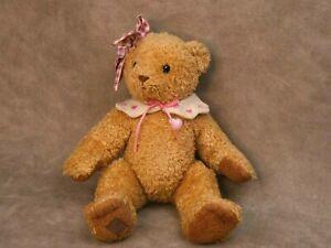 Teddy Bear Cherished Teddies 2002 Plush by Priscilla Hillman