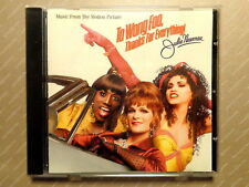 TO WONG FOO, THANKS FOR EVERYTHING!  JULIE NEWMAR  -  CD  1995  IN OTTIMO STATO