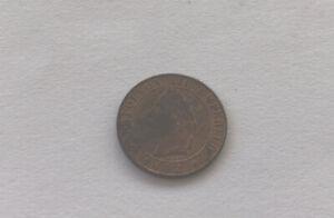 PIECE 1 CENTIME 1862 A FRANCE NAPOLEON III QUALITE ROUGE DE FRAPPE REF65861
