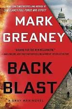 Back Blast (A Gray Man Novel)-ExLibrary