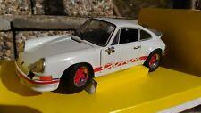 Porsche 911 Carrera RS 2,7 L 1973 in bianco, Jouef 1:18.