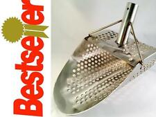 Miami Metal Detector Shovel Sand Beach Scoop Genuine Stainless Steel Detectors
