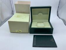 GENUINE ROLEX Oyster Perpetual 114200 watch box case wave 0907011m