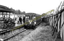 Aldershot Government Siding Railway Station Photo. Aldershot - Ash Vale. (2)