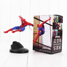 MARVEL - Figura Acción SPIDERMAN 19 cm. The Amazing Spiderman