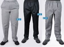 CHEF PANTS X 5 VALUE PACK ....see 'Handy Chef' store for jackets,aprons,caps,etc
