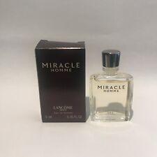 Lancome Miracle Homme EDT miniature parfum 5ml