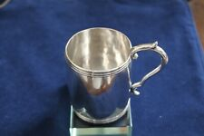 Important  Whilden, Charleston, S.C. Coin Silver Mug