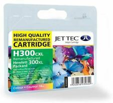 H 300 / HP300XL Colour Remanufactured High Capacity Ink Cartridge