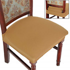 """BUYUE Dining Room Chair Covers 16-20"""" Stretchable, Easy Installation Jacquard of"""