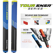 """NEW 2017"" GOLF PRIDE TOUR SERIES SNSR™ STRAIGHT 104cc MIDSIZE GOLF PUTTER GRIP"