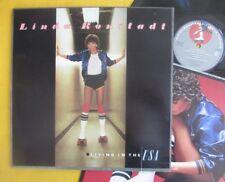 Linda Ronstadt Lp incl inner sleeve  - Living In The U.S.A.