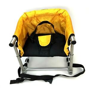 Portable Toddler Booster Seat   Travel Feeding Seat   Foldable Baby High Chair