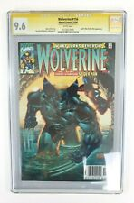 WOLVERINE #156 CGC Signature Series Grade 9.6 Rob Liefeld Autograph Marvel Comic