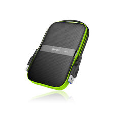 Silicon Power Armor A60 Shockproof 2tb External Portable Hard Drive HDD 2 TB
