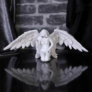 Large ANGEL OFFERING 38cm Ornament Figurine Statue Home Decoration Memorial Gift