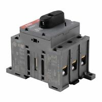 ABB 93J3101 Disconnect Switch, 600 Volt, 80 Amp, Non-Fusible, Rotary Operator