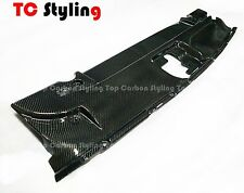 Carbon Fiber Radiator cover For Ford Mustang 2015 - Up Full Carbon