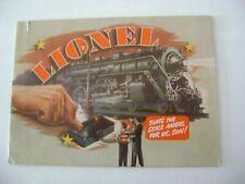 Lionel 1940 Consumer Catalog (Mint)