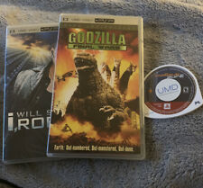 Various PSP UMD Videos and Game.