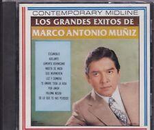 Marco Antonio Muniz Los Grandes Exitos CD New Nuevo Sealed