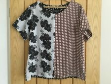 Top Shop Tall Blouse Size 14
