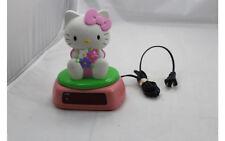 Hello Kitty Night Light Digital Alarm Clock by Sanrio Works Great