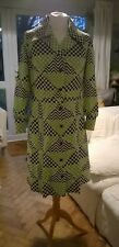 Vintage Psychedelic 1970s Coat/Dress (small size)