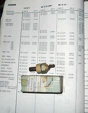 NOS Smiths Temperature Transmitter TT4801/00A. Jaguar MKII, 1968-9/76 +8---->