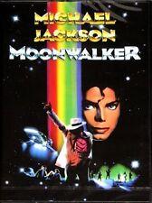 Michael jackson Moonwalker moon walker DVD R4 Moon Walker 1988 New & Sealed