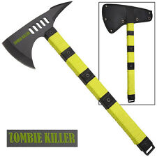 Zombie Killer Tactical Camping Hiking 3cr13 Surgical Steel Tomahawk Axe