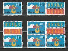 Nederland Stockkaart Zegels en Combinaties uit Postzegelboekjes 57 Postfris
