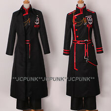 D.Gray-man HALLOW Kanda Yuu Cosplay Costume Full Set